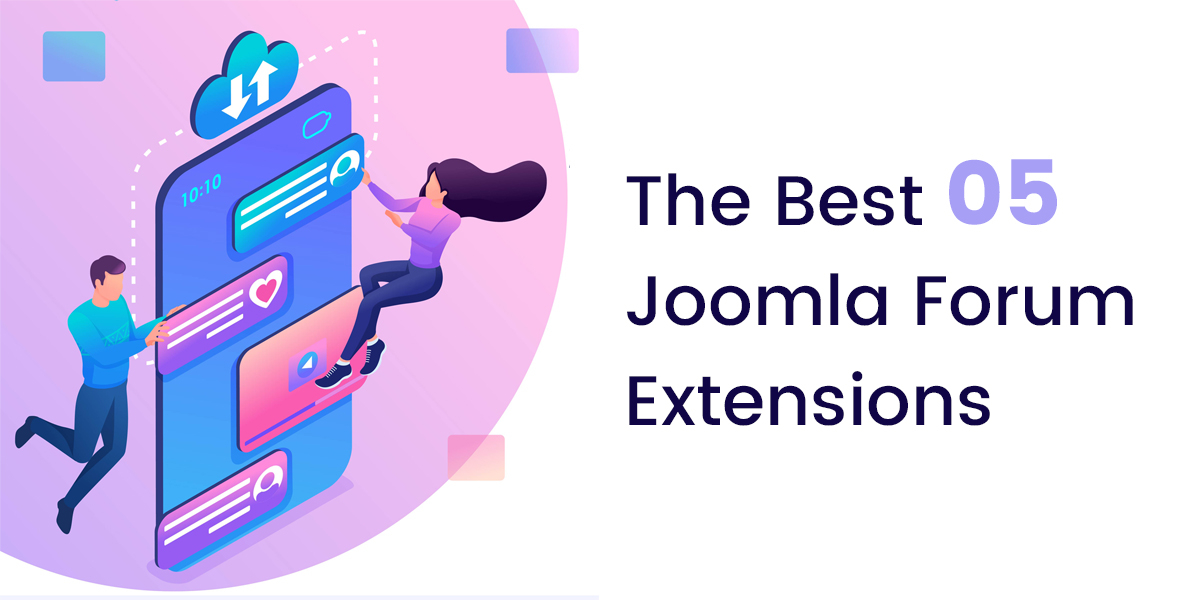 The Best 5 Joomla Forum Extensions